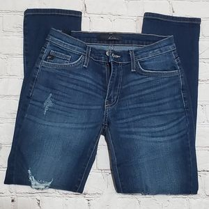 Kancan Distressed Denim Jean Pants Women 23